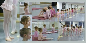 Open Class Ballett Kindertanz Floor Barre 2013 1