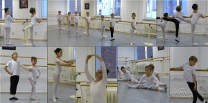 Open Class Ballett Kindertanz Floor Barre 2013 4