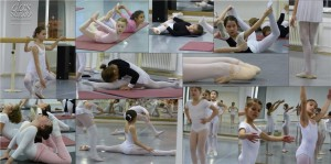 Open Class Ballett Kindertanz Floor Barre 2013 5